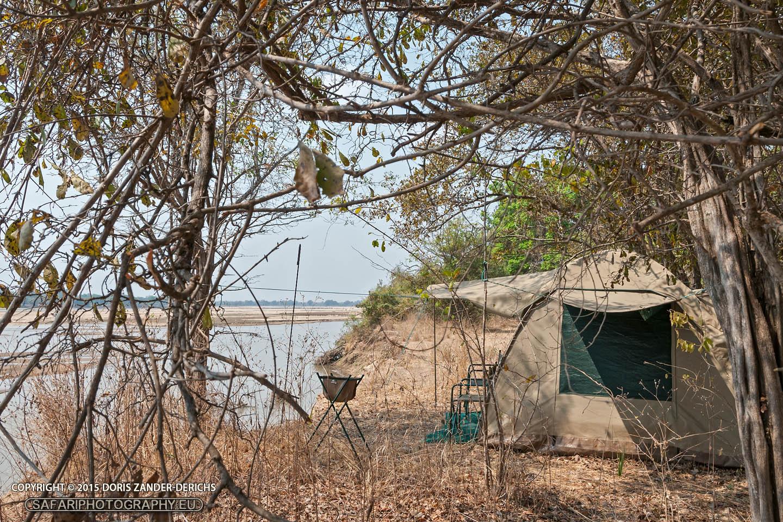 Mobile Camping Safari