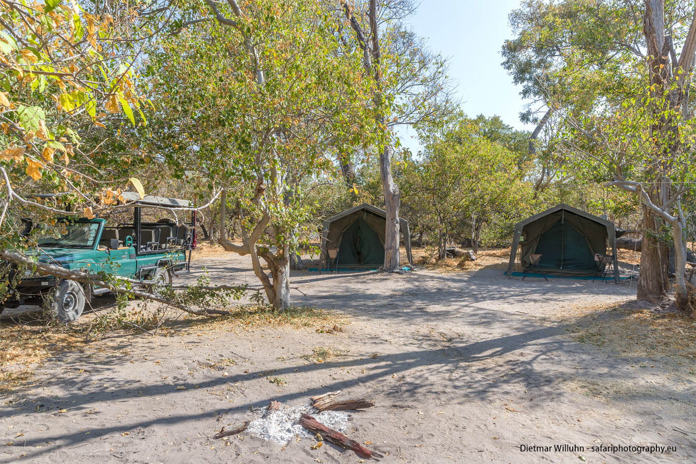 Savuti Mobile Camping