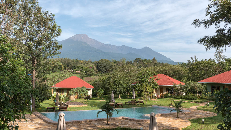 Lodge - Arusha - Tansania